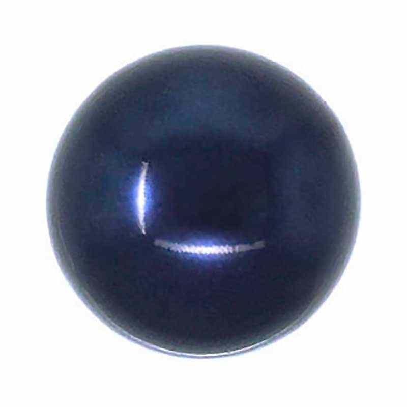 12MM Crystal Night Blue Ümmargune Pool Puuritud Pärl (001 818) 5818 SWAROVSKI