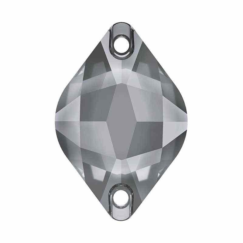 14X9MM Crystal Silver Night (001 SINI) 3211 Sidrun SWAROVSKI