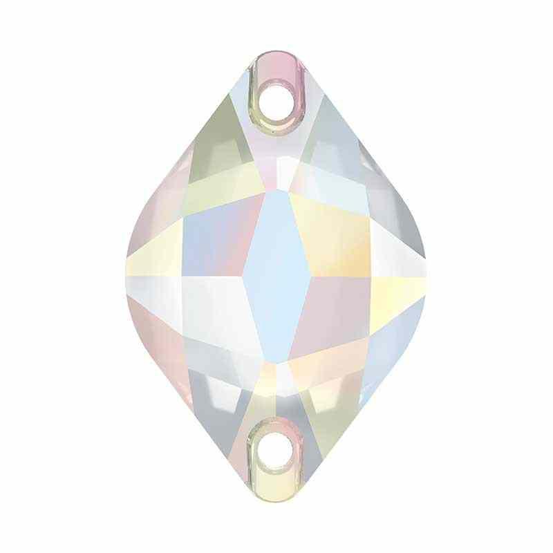 18X12MM Crystal AB F (001 AB) 3211 Лимон SWAROVSKI
