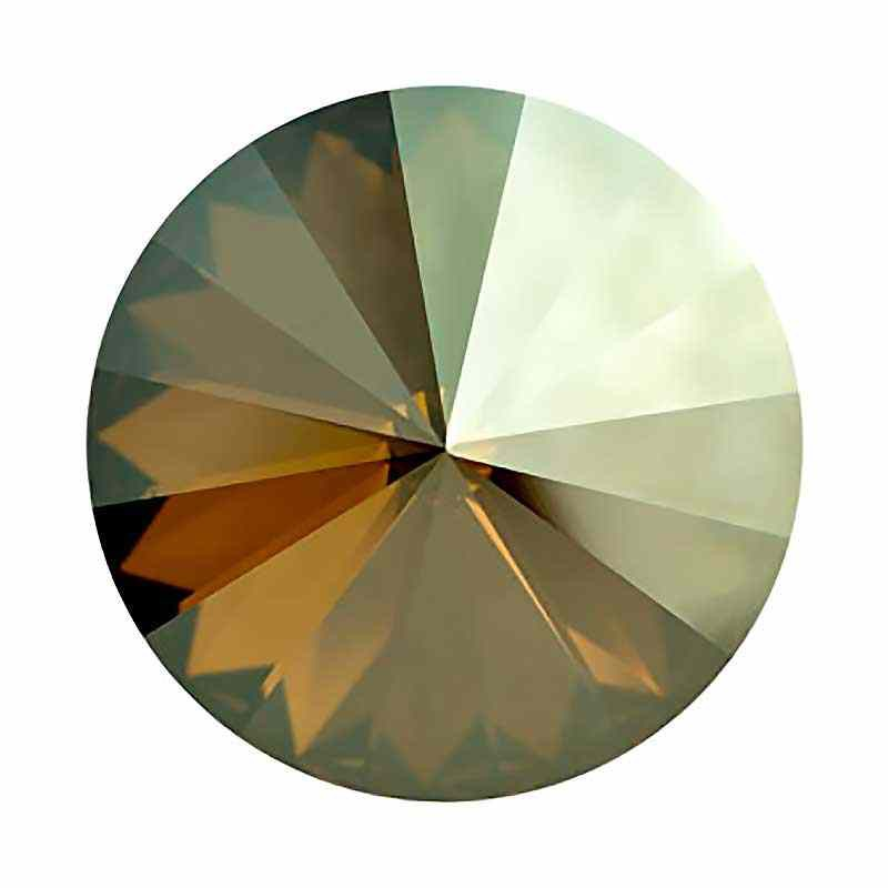 12MM Crystal Bronze Shade F (001 BRSH) 1122 Rivoli SWAROVSKI