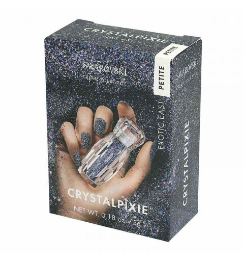 Exotic East 5g CrystalpixieTM Petite Swarovski