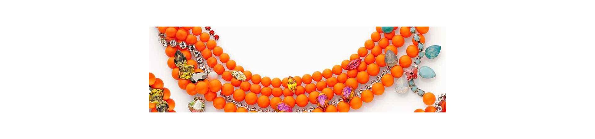 Crystal Pearls Swarovski Elements