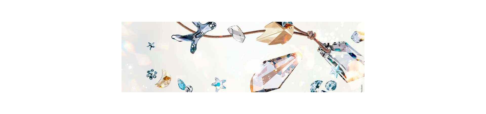 Pendentifs en cristal