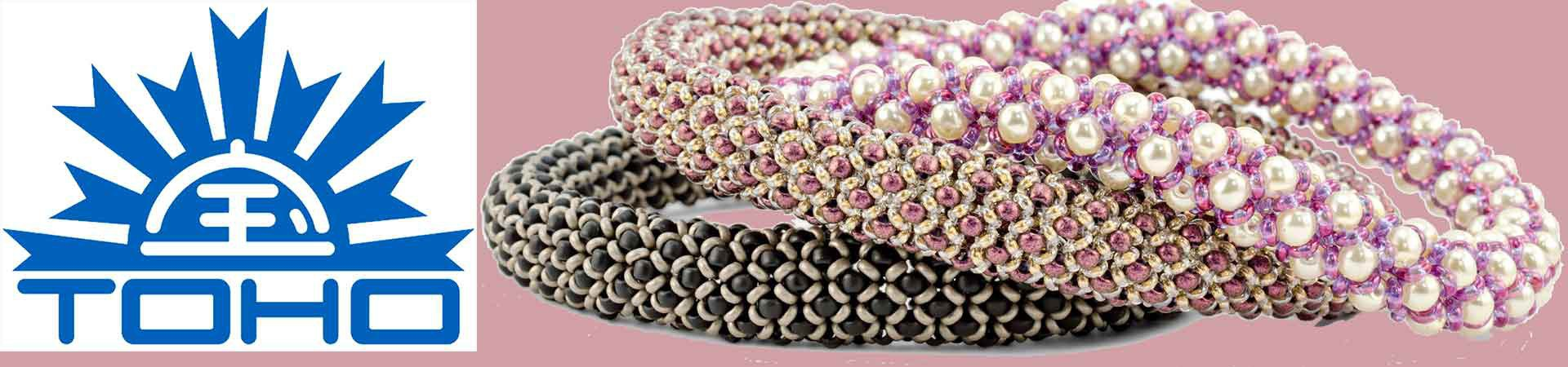 TOHO GLASS SEED BEADS