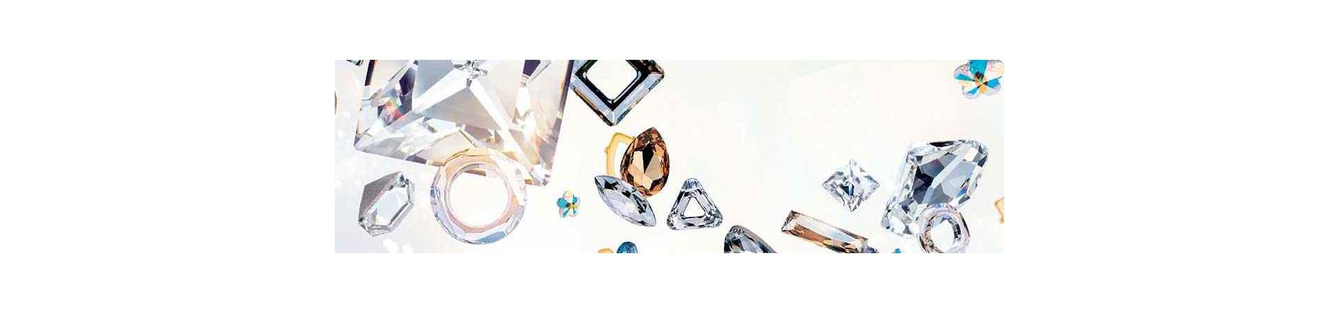 Кристаллы для украшений (Fancy Stones)