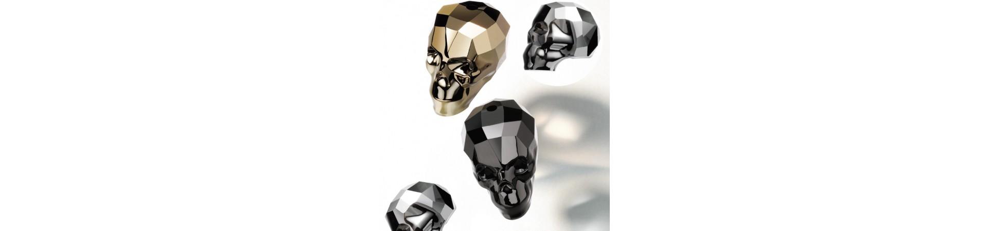 5750 Skull Beads