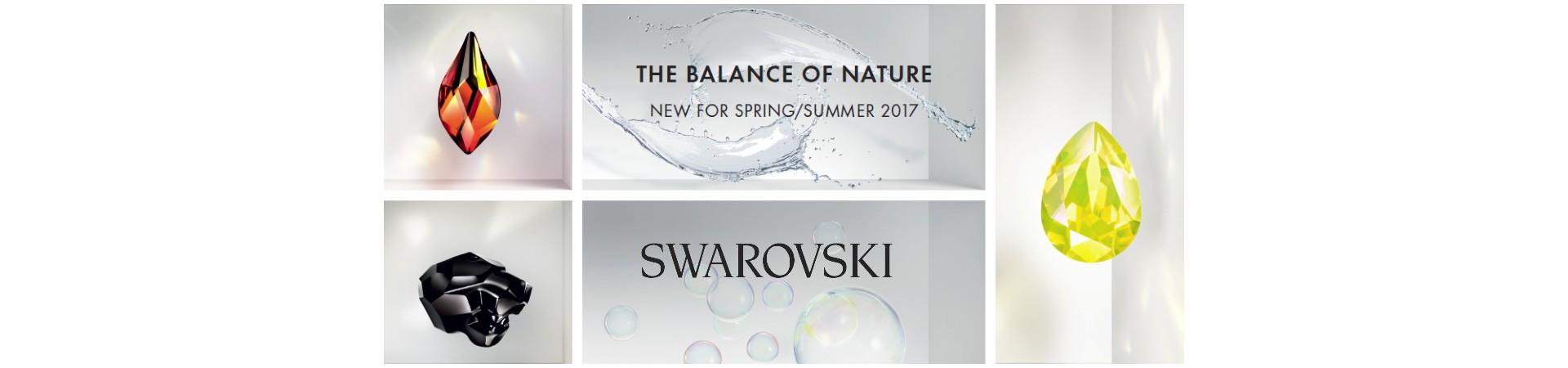 Swarovski Innovations & Inspirations for Spring/Summer 2017
