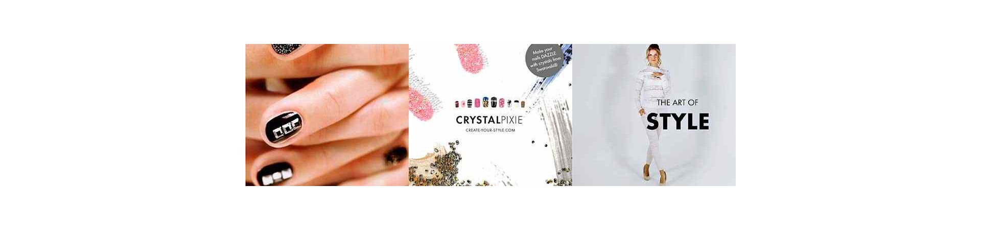 Swarovski Nail Products - Crystal Pixie Easy