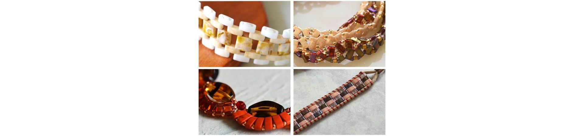 MIYUKI uus Seemnehelmed Half TILA Seed Beads
